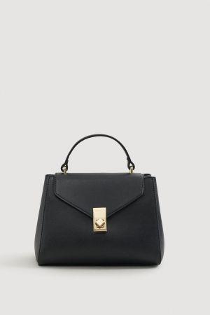 Crna ženska torbica