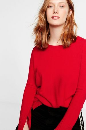Crvena džemper