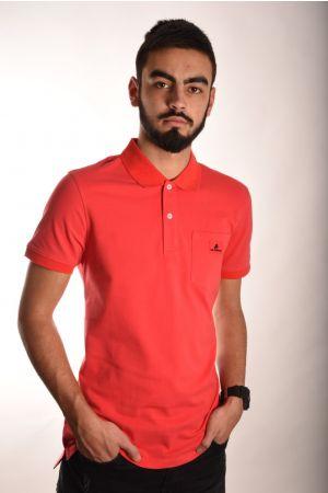 Crvena polo majica