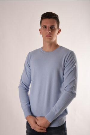 Liu Jo svetlo plavi džemper