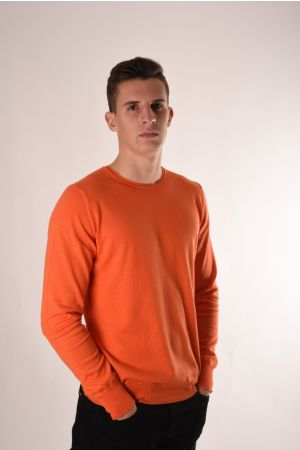 Liu Jo narandžasti džemper