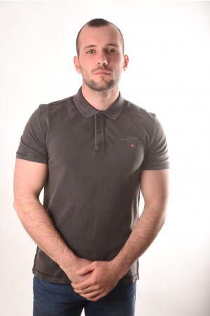 Siva polo majica