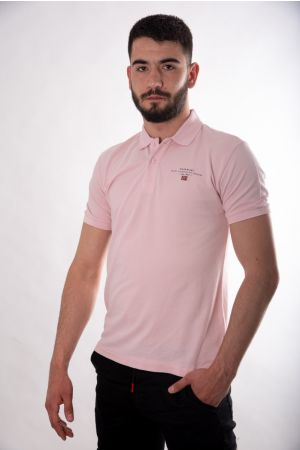 Roze polo majica