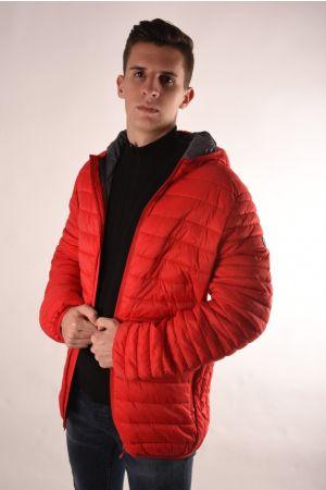 Sergio Tacchini crvena kezual jakna