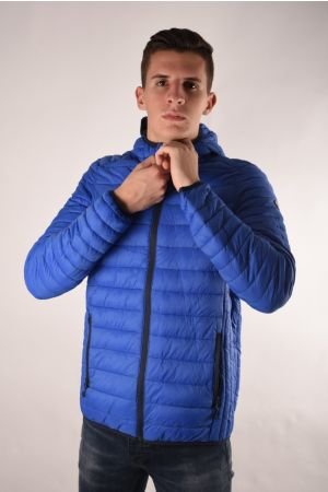 Sergio Tacchini plava jakna