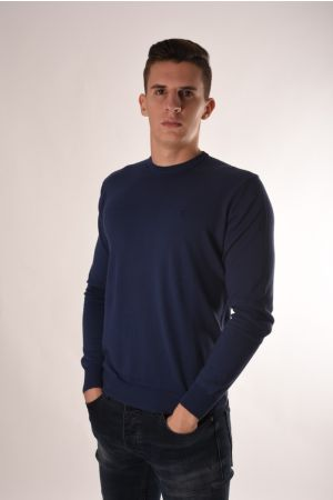 Trussardi plavi džemper