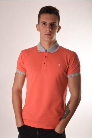 Narandžasta polo majica
