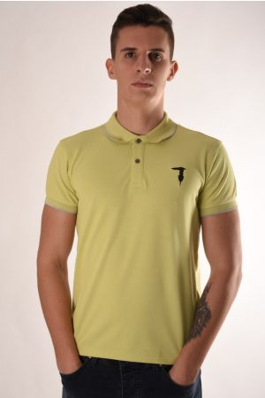 Trussardi žuta polo majica