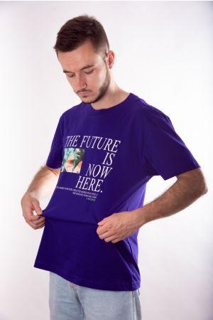 Ljubičasta majica