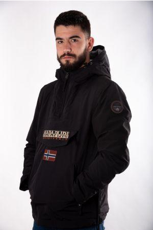 Rainforest pocket 1 crna jakna