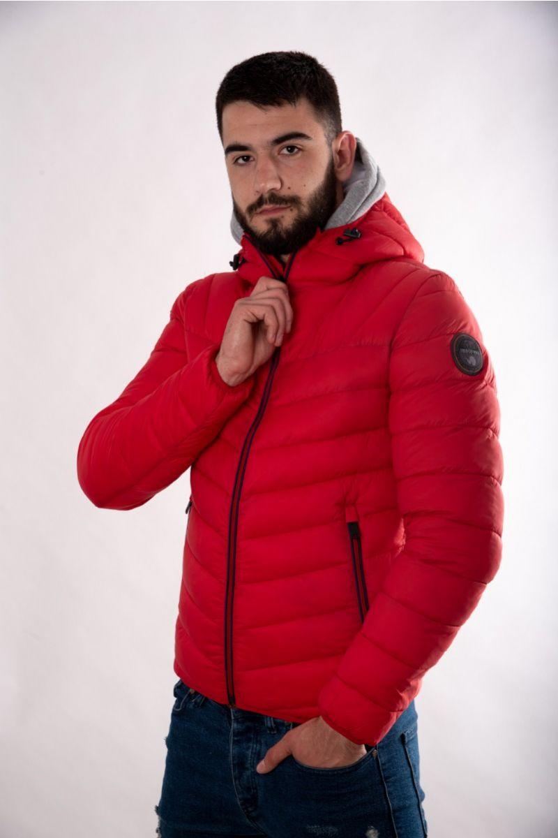 Napapijri Aerons H crvena jakna