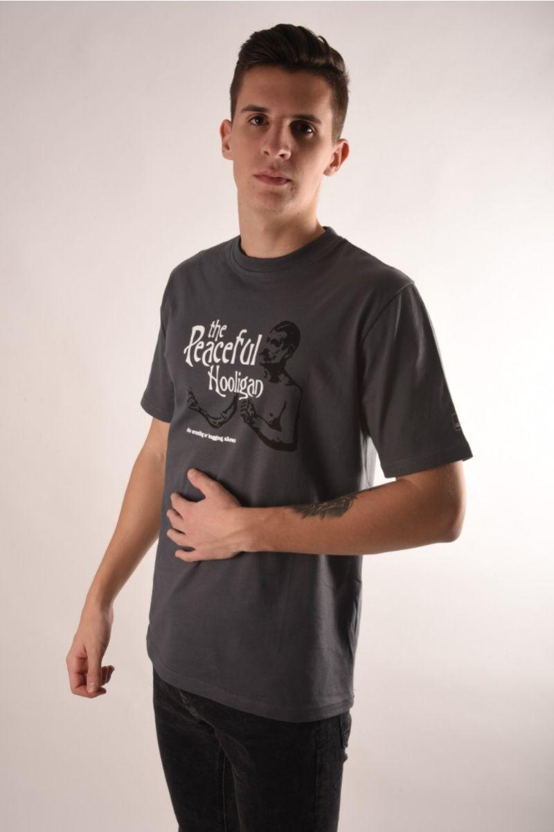 Queensbury siva majica