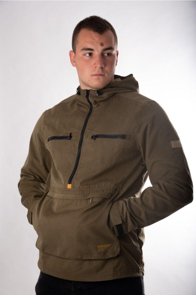 Shawn maslinasta jakna