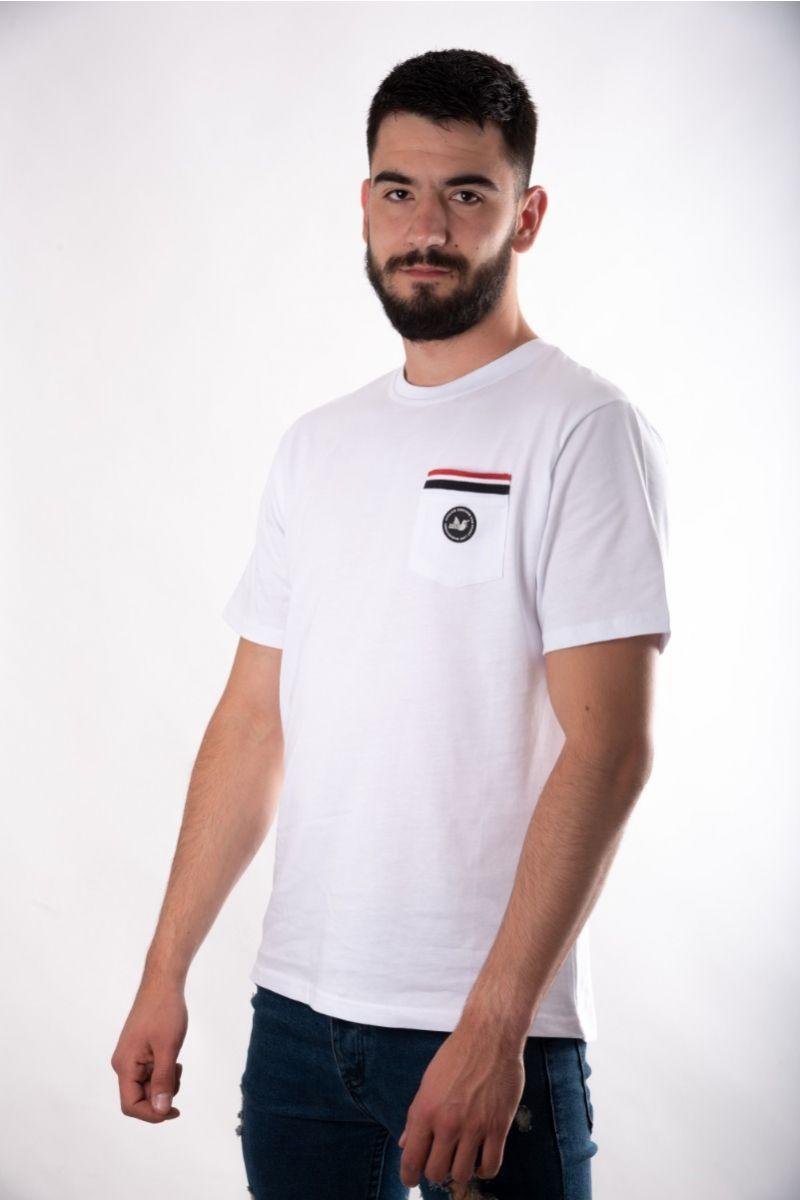Floyd bela majica